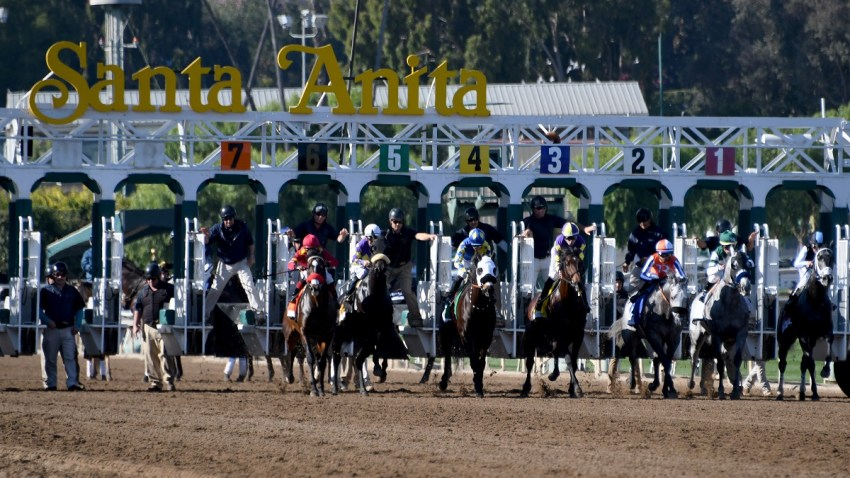 Santa Anita racetrack reopens to fans Friday 4/2/21