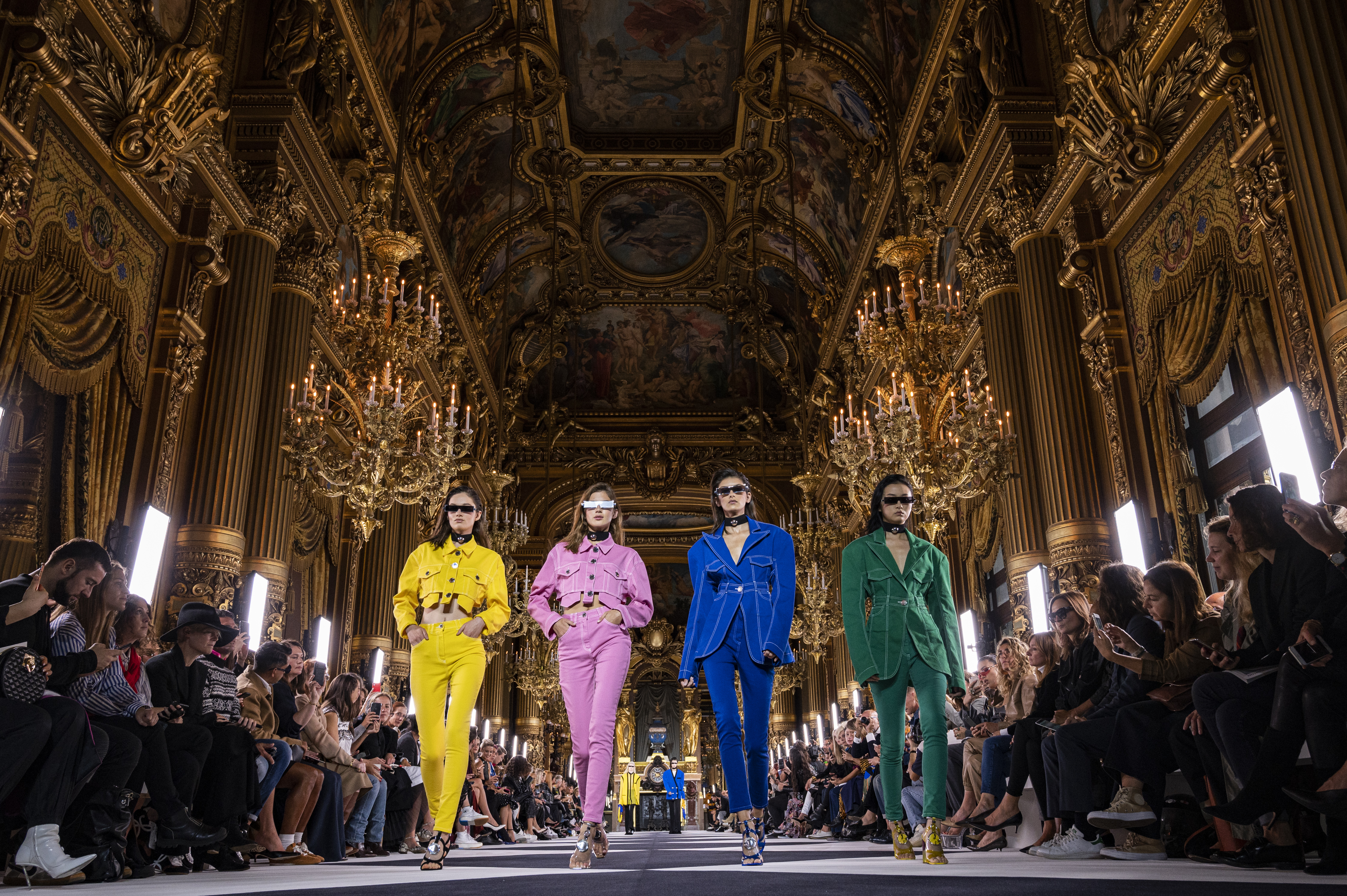 As Paris Fashion Week Is Streamed, Critics Look to Future – NBC Los Angeles