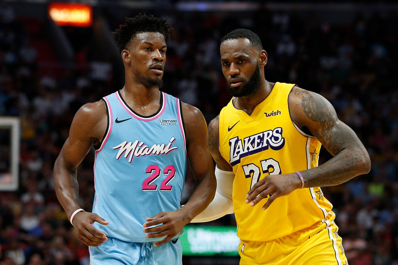 The NBA Finals Are Set: LeBron, Lakers Will Meet Butler, Heat – NBC Los  Angeles