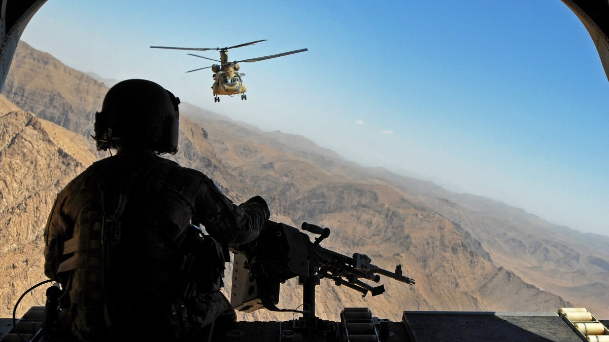 NATO Hasn't Made a Final Decision on Troop Withdrawal From Afghanistan as Deadline Approaches 1