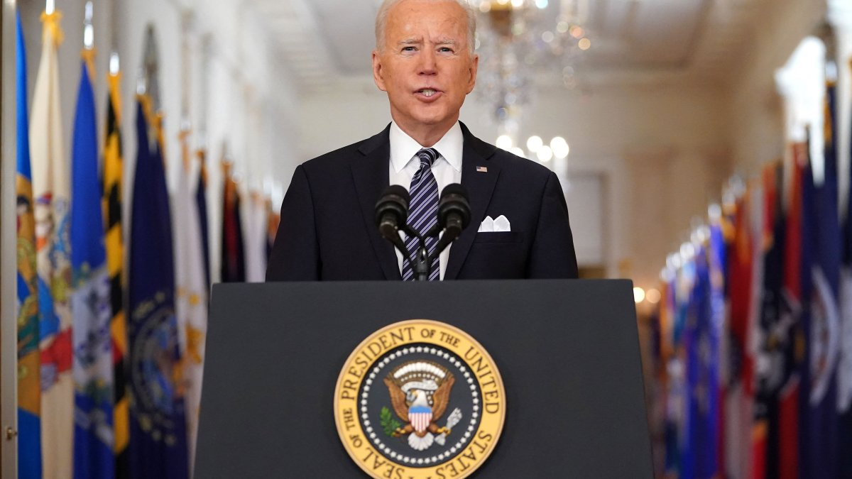 Biden Will Direct States to Make All Adults Eligible for COVID Vaccine by May 1 1
