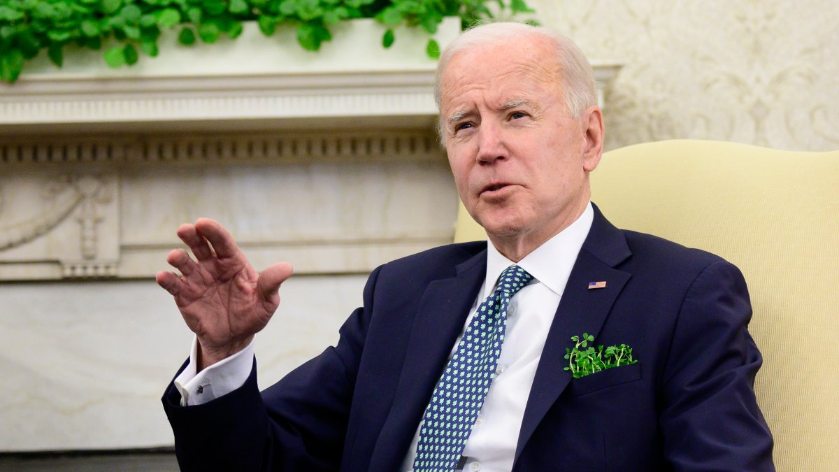 Biden Says He Plans 'Small to Significant' Tax Hike for Those Making Over $400,000 1