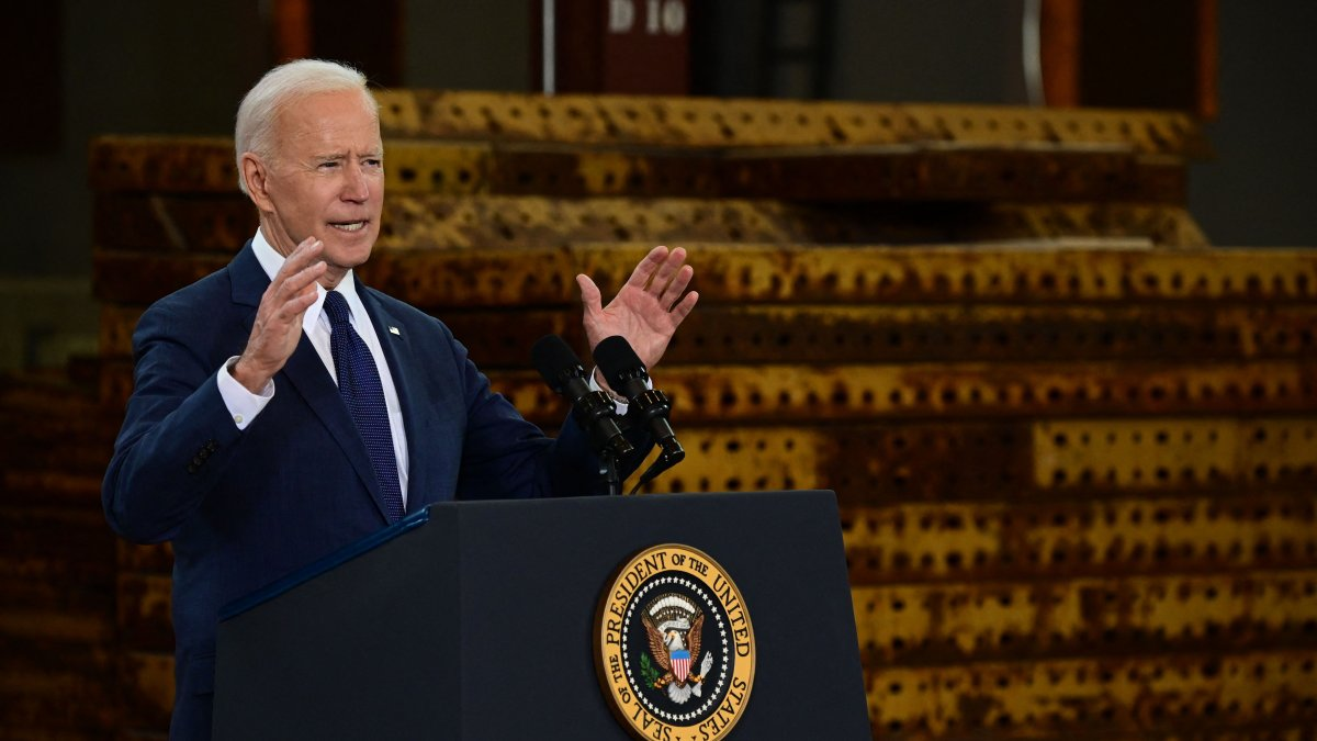 A Closer Look at Biden's Infrastructure and Tax Proposals 1