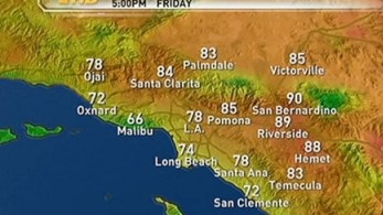 HD Decor Images » Weather Forecast Friday  October 14   NBC Southern California Weather Forecast Friday  October 14