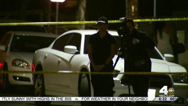 [LA] Series of Compton Shootings Under Investigation