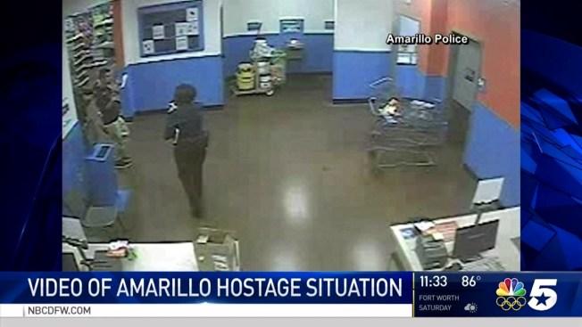 Swat Kills Texas Gunman Wal Mart Hostage Safe Police