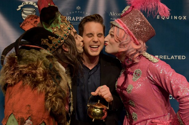 GettyImages-1204739374 Hasty Pudding Roasts Ben Platt, Youngest Man of the Year