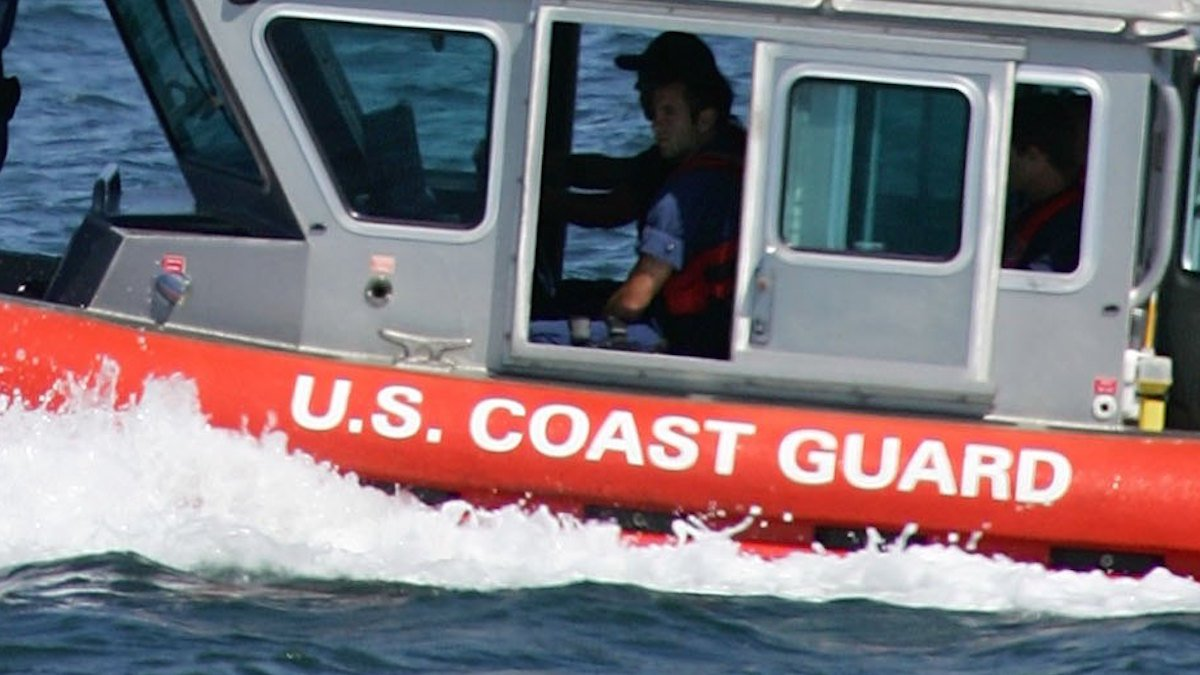 Coast Guard Searching for Missing Boater Who Departed From Pompano Beach