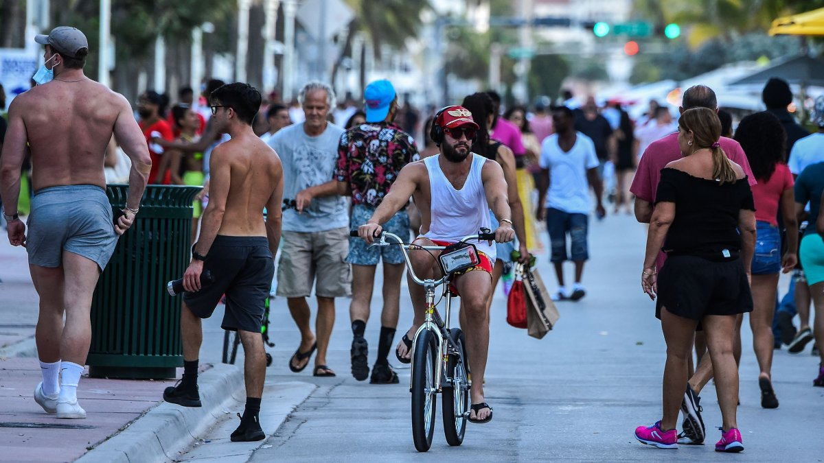 'We Just Can't Be for Everyone': Miami Beach Mayor Proposes Rules to Revamp City's Entertainment District