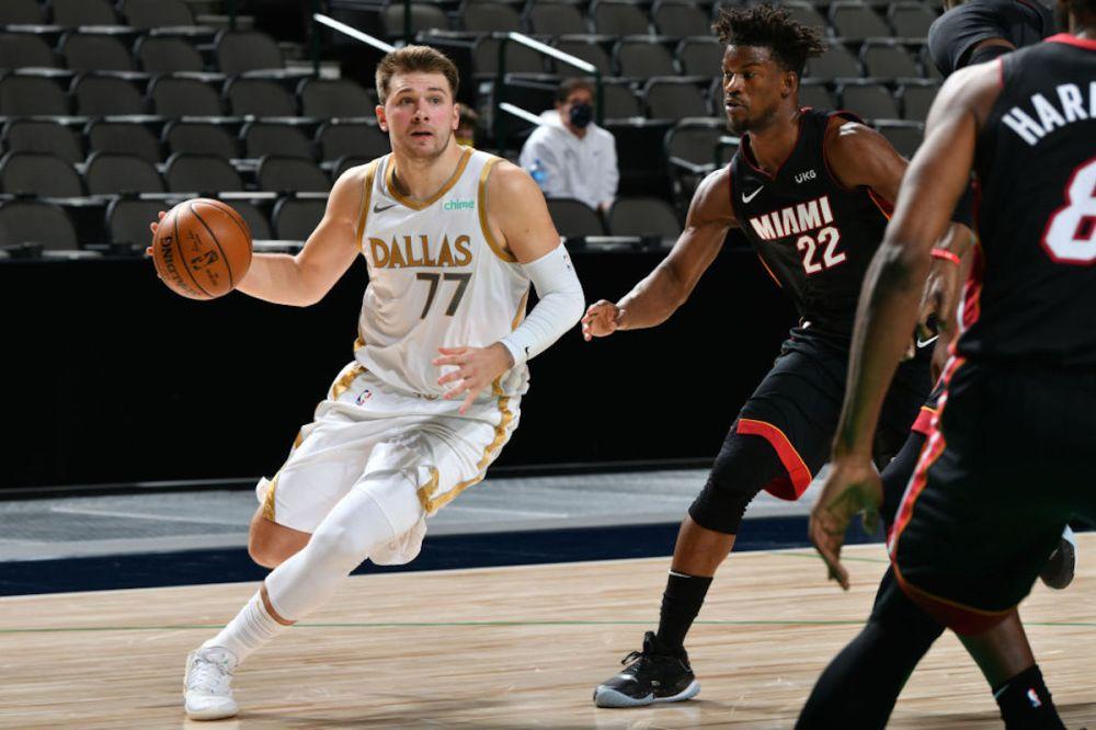 Doncic Puts Up 27 to Lead Dallas Mavericks Past Miami Heat – NBC 6 South  Florida