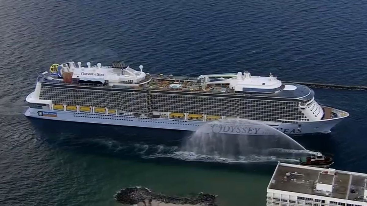 Royal Caribbean Postpones Odyssey of the Seas' Sailing Date After Positive COVID-19 Tests
