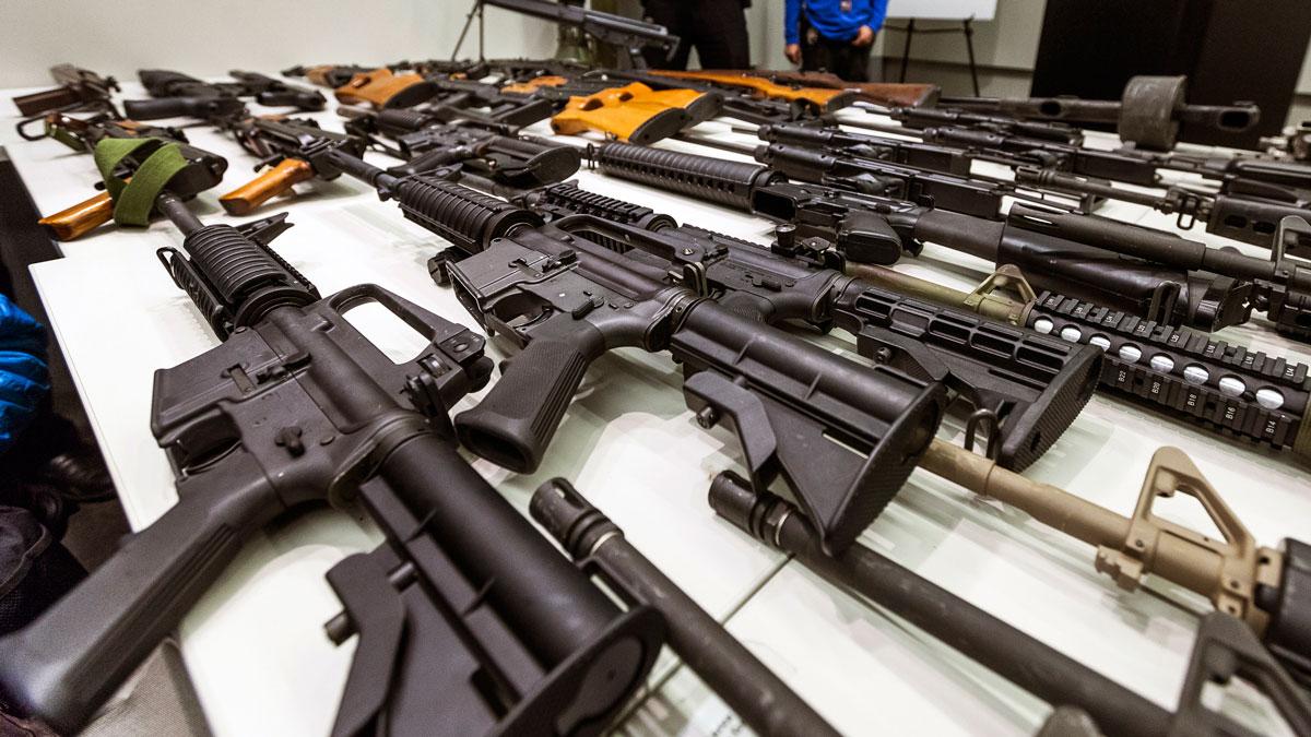 US Military Guns Keep Vanishing, Some Used in Street Crimes – NBC New York