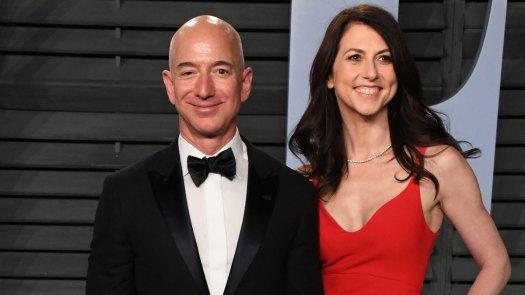 Amazon CEO Jeff Bezos and Wife MacKenzie to Divorce - NBC ...