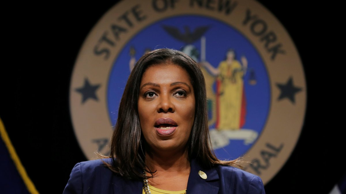 Letitia james was born on 18 october 1958 in the united states to her parents, nellie and robert james. Ny Ag Names Two High Profile Attorneys To Lead Cuomo Sexual Harassment Investigation Nbc New York