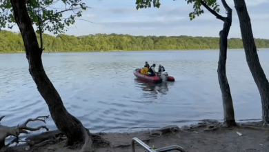 NYC Father Drowns in Lake, 2 Kids Saved After Paddle Board Capsizes – NBC New York