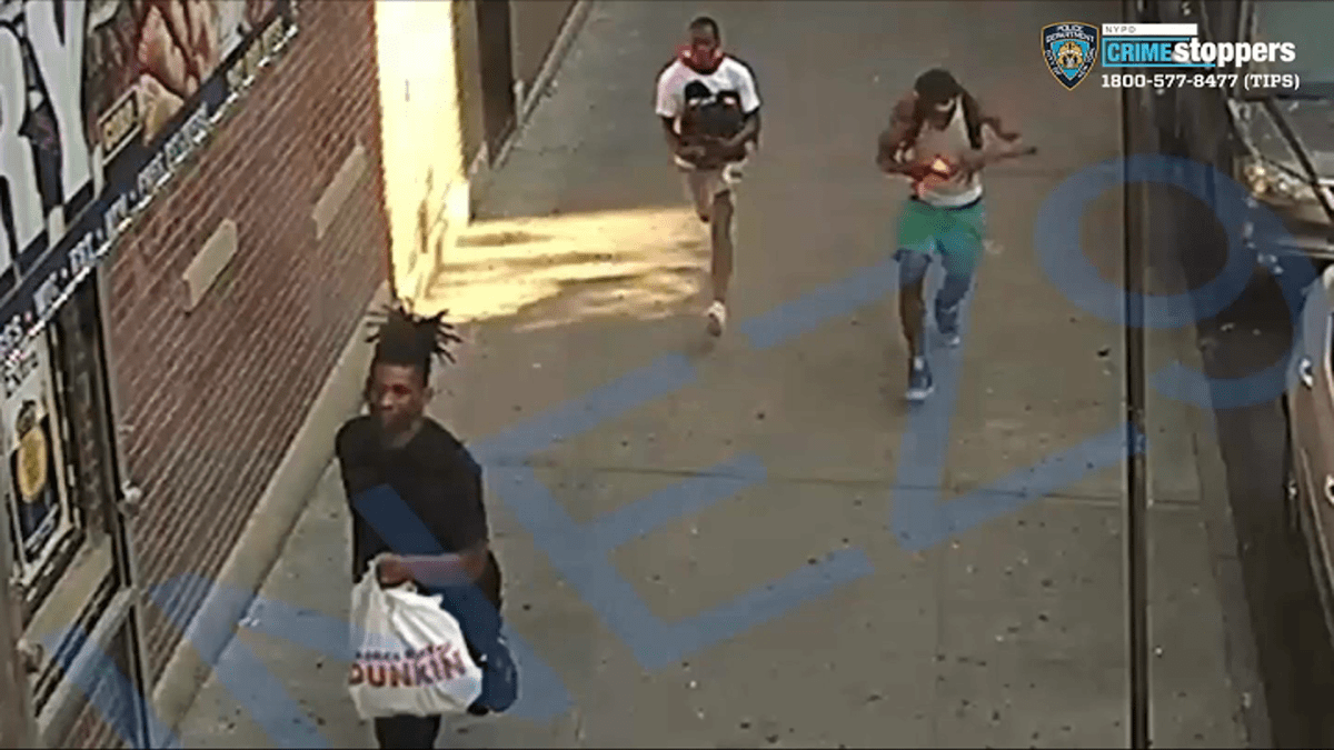 3 People Wanted by Police in Shooting of 12-Year-Old Girl in NYC