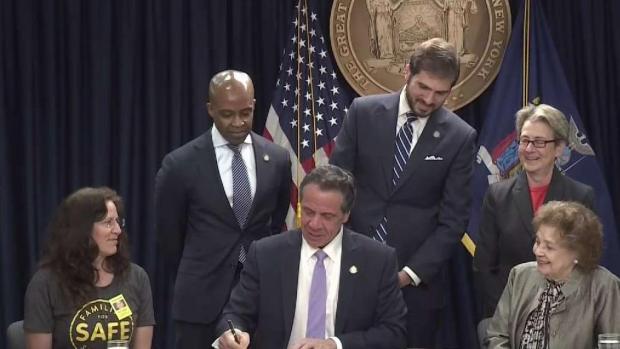[NY] Cuomo Signs Bill Increasing School Zone Speed Cameras