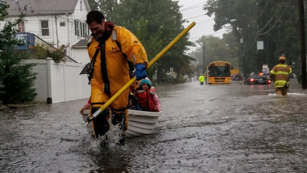 Rescues Across Tri-State as Flash Floods Sock Region