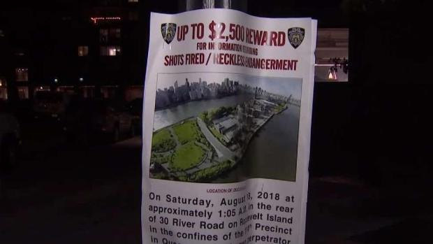 Reward for Tips Finding Gunman Taking Aim at NYC High-Rise