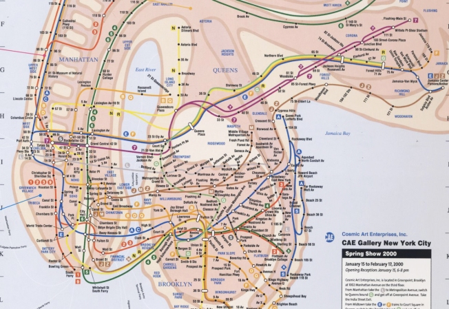 Art or Porn    or NYC Subway Map    NBC New York Art or Porn    or NYC Subway Map
