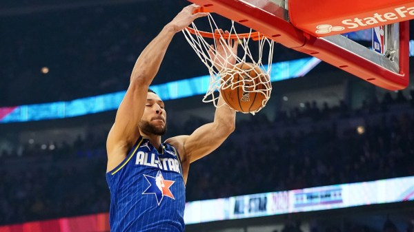 Simmons Puts On Early Show, Embiid Comes On Late as Team LeBron Beats Team Giannis in NBA All-Star Game