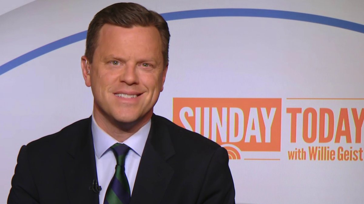 Willie Geist Looks Back at 5 Years of Celebrity Sit-Downs on Sunday TODAY