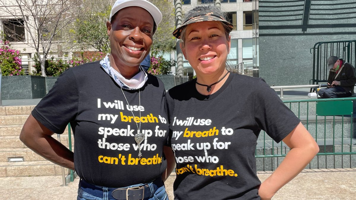 www.nbcphiladelphia.com: Black and Asian Americans Stand Together Against Hate Crimes