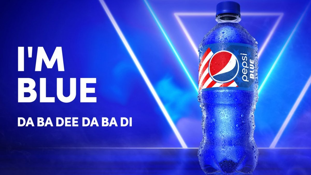 After Nearly 20 Years, Pepsi Blue to Return to Shelves This May