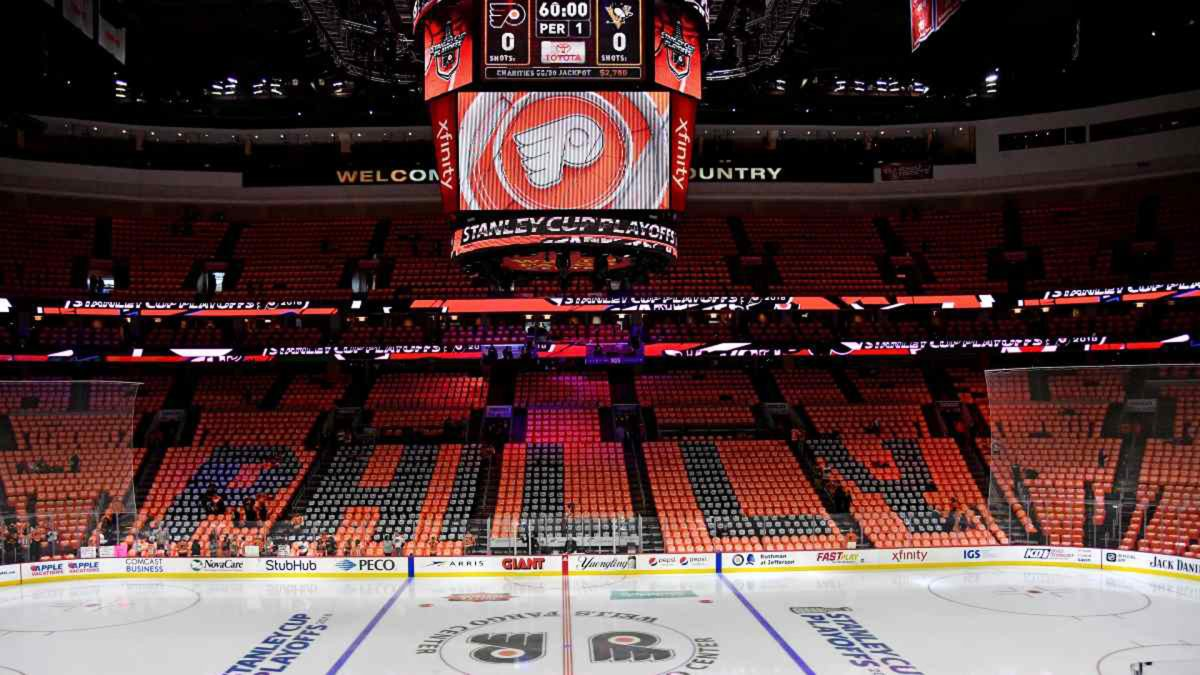 Flyers Offering COVID-19 Vaccines at Next Home Game