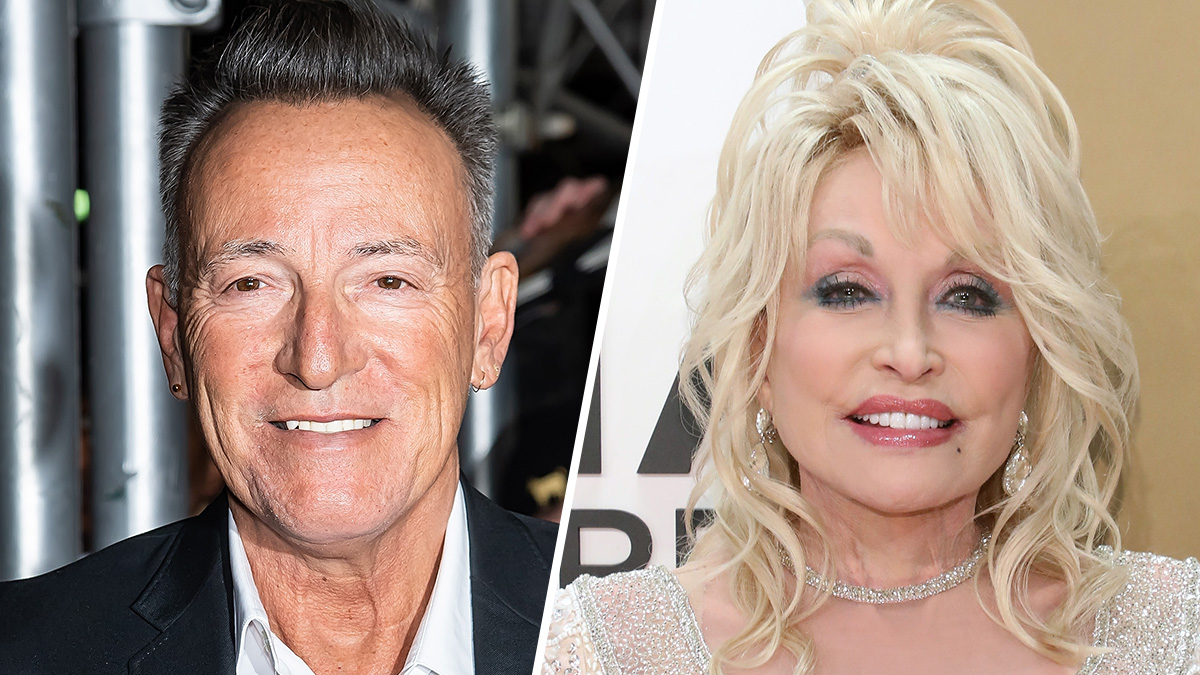 Celebs Like Dolly and Bruce Raid Closets for Charity Auction