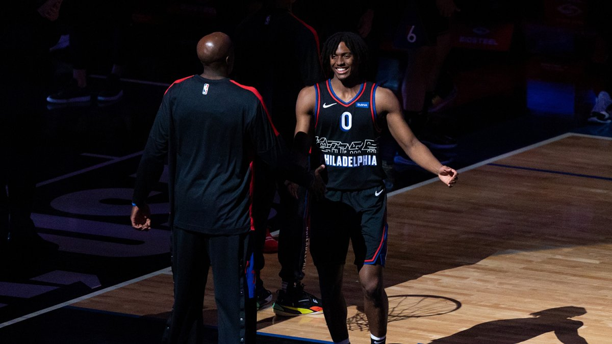 'Mad Max': Tyrese Maxey Has Trio of 35-Year-Old Sixers Veterans Invested in Him
