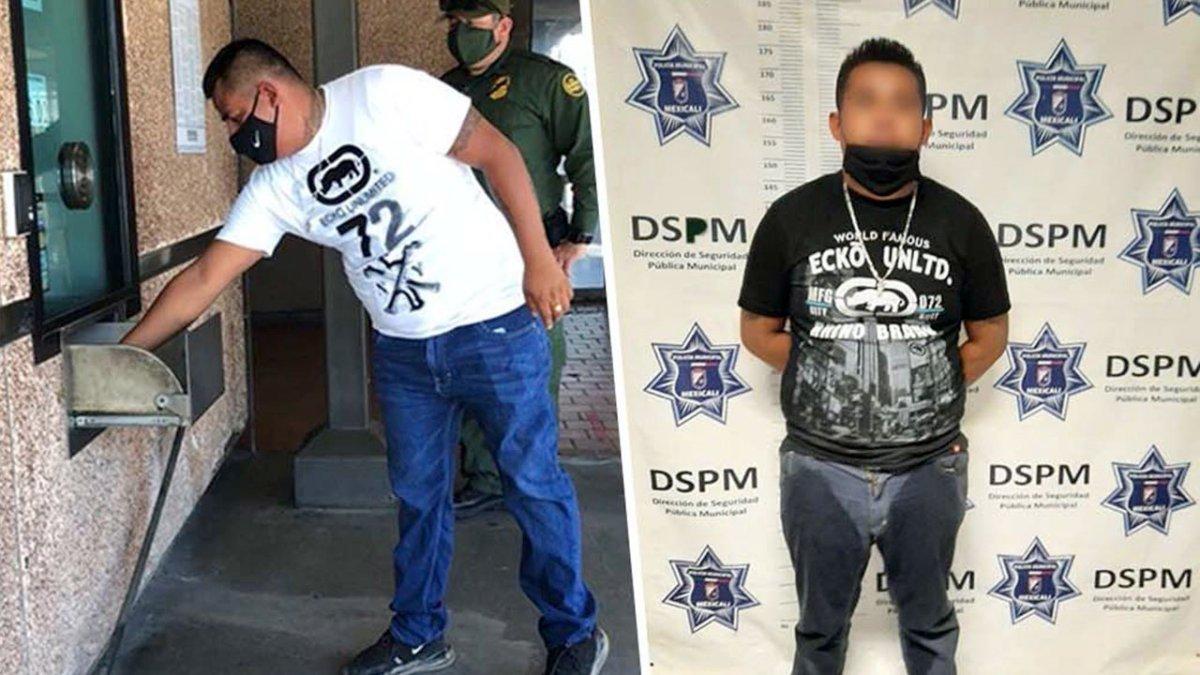 Man is Arrested, Fined for Vandalizing Border Fence