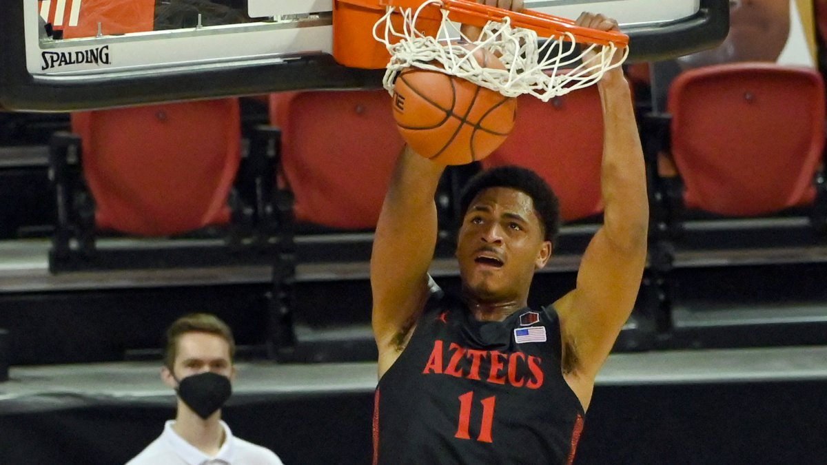 Aztecs Win 11th Straight, Clinch Mountain West Crown