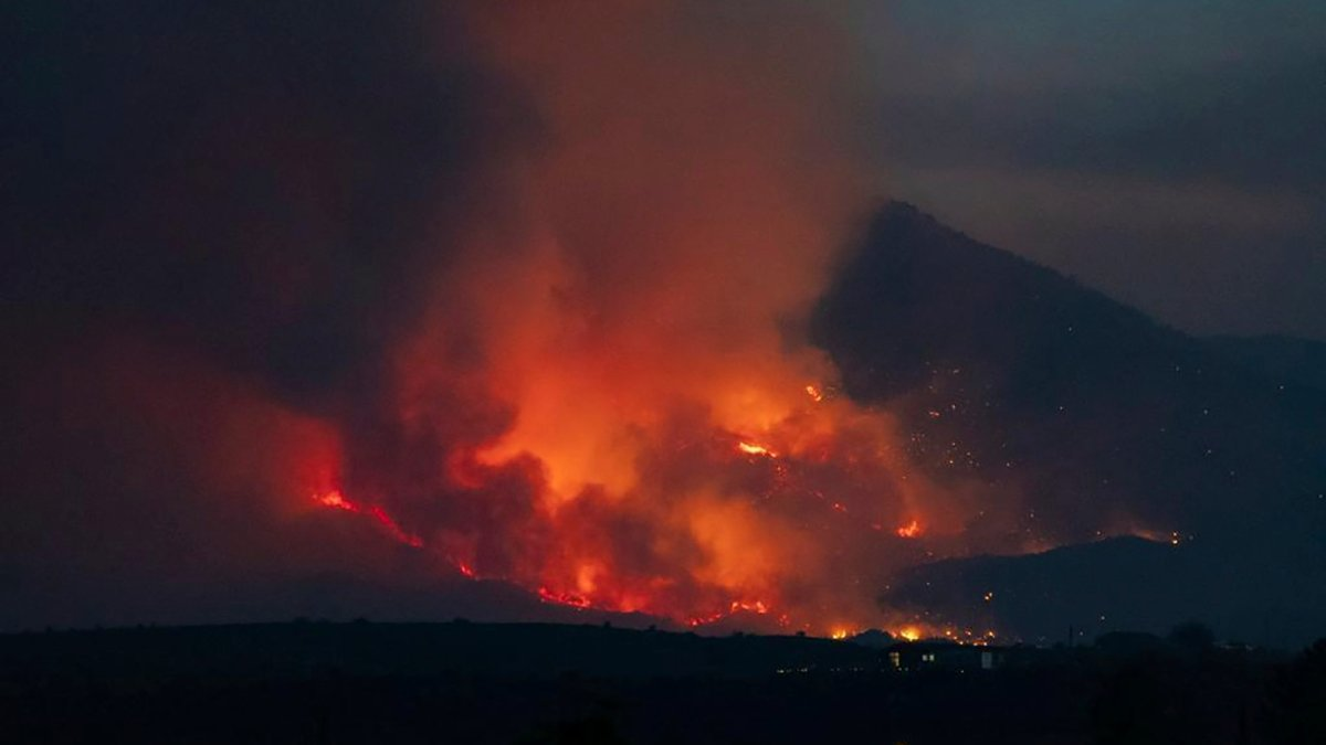 """""""I'll Never Not Have A Plan Again"""" Jamul WildFire Victim"""
