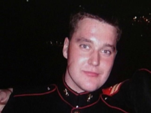 Pietrzak served in Iraq and returned to San Diego in 2006 and was from Brooklyn.  He was born in Poland.