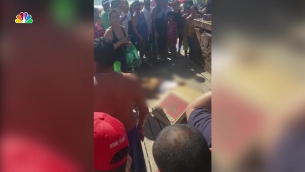 Man Killed on Boardwalk of Playas de Tijuana