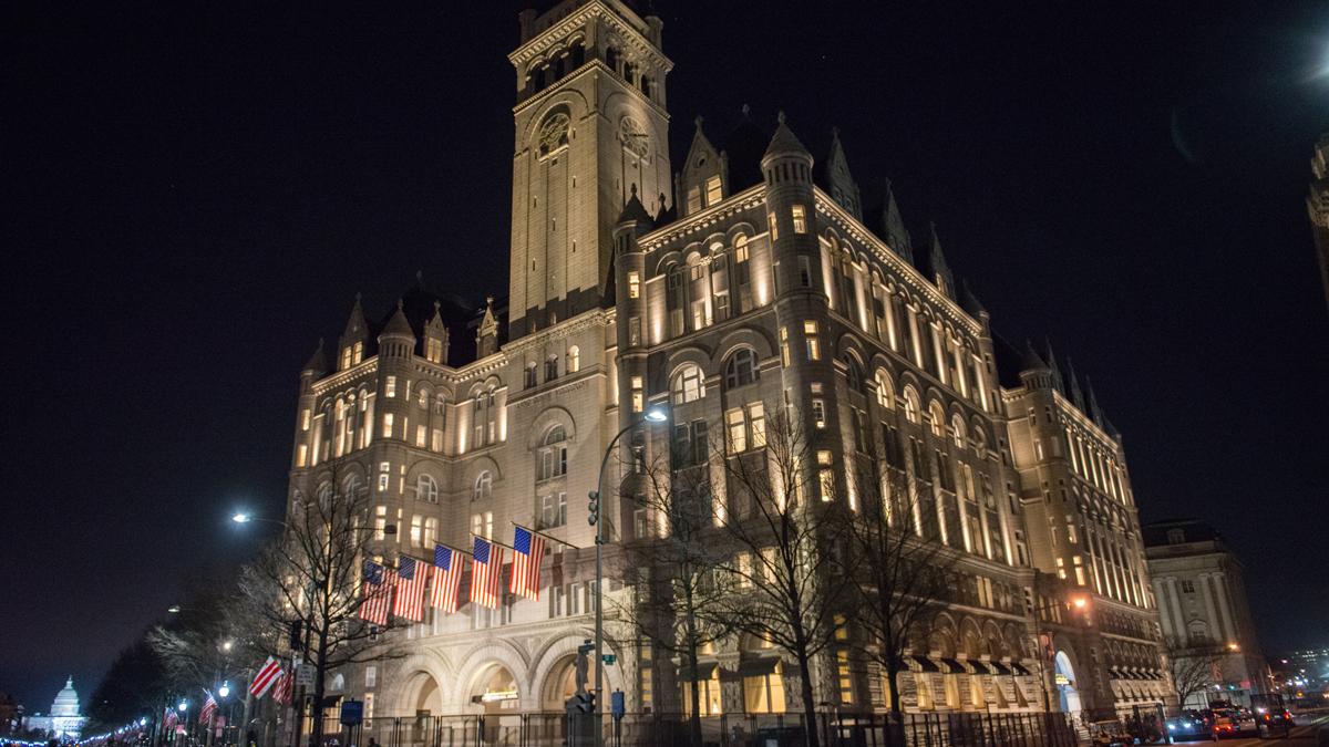 DC Sues Presidential Inaugural Committee, Alleging It
