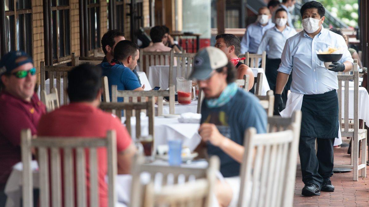 Restaurants Prepare to Return to Full Capacity in DC
