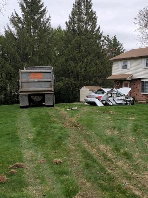 Hudson Teen Critically Injured in Dump Truck Accident – NECN