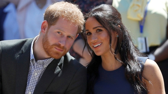 Meghan Harrys Baby May Have Star Studded Godparents