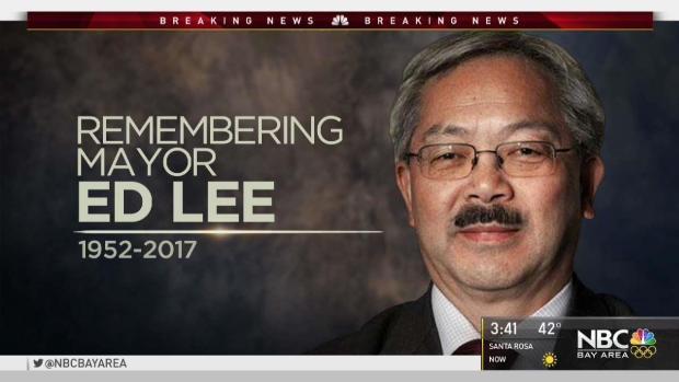 Image result for San Francisco Mayor Ed Lee dies at 65