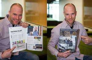 Intervju med Jason McMillion i tidningen Sign&Print
