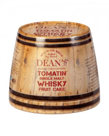 Major Scottish brands unite for launch of whisky fruit cake