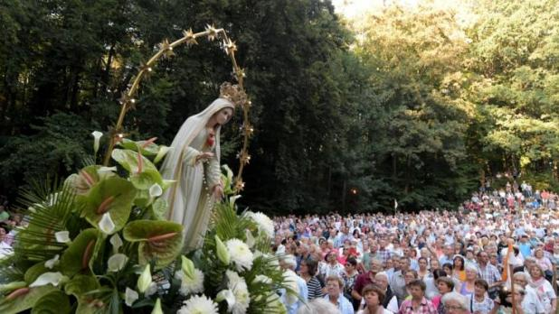 Am 15. August wird Mariä Himmelfahrt gefeiert. (Foto)
