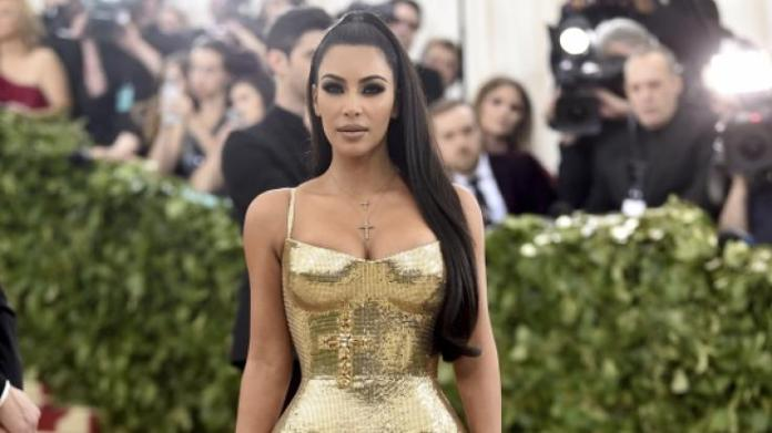 On Instagram, Kim Kardashian showed off her Fans, like 40 years in your appearance. Since the Followers were amazed.