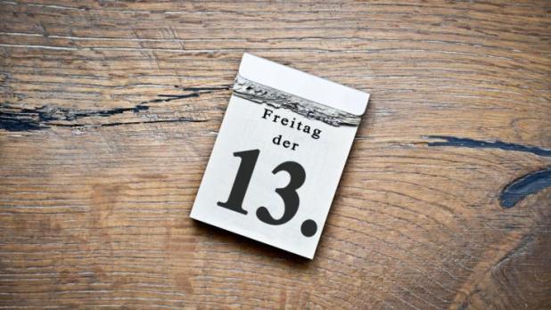 Laut Horoskop haben einige Sternzeichen am Freitag den 13. Glück statt Pech. (Foto)
