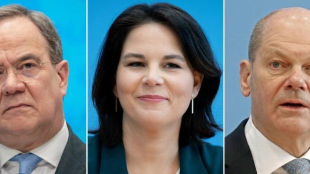 Wer wäre nächster Bundeskanzler, wenn in Deutschland das gleiche Wahlsystem wie in den USa gelten würde? (Foto)