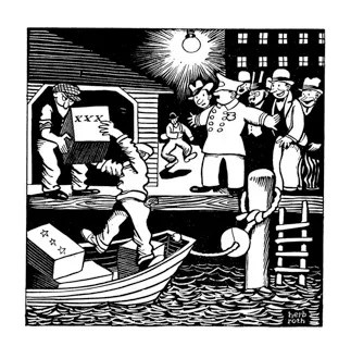 Drinking Games   The New Yorker Prohibition  the subject of Ken Burns s latest PBS documentary  began in  1920  The New Yorker came along five years later  Here s a cartoon from the  third