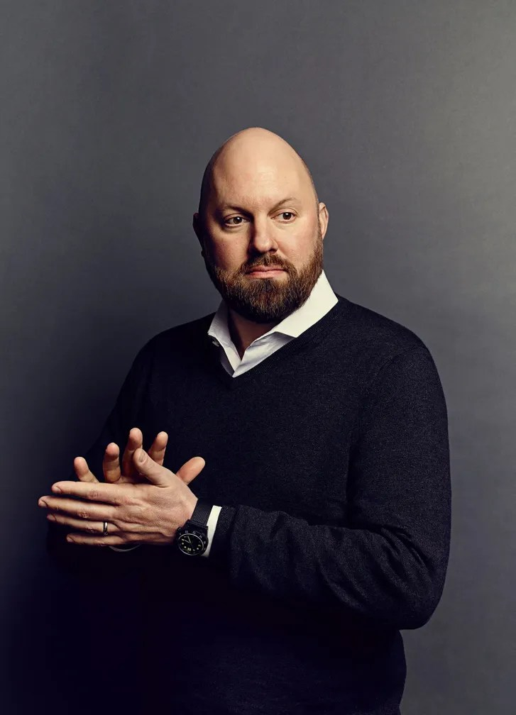 The Mind of Marc Andreessen   The New Yorker At his firm  Andreessen Horowitz  the venture capitalist routinely lays out     what will happen in the next ten  twenty  thirty years