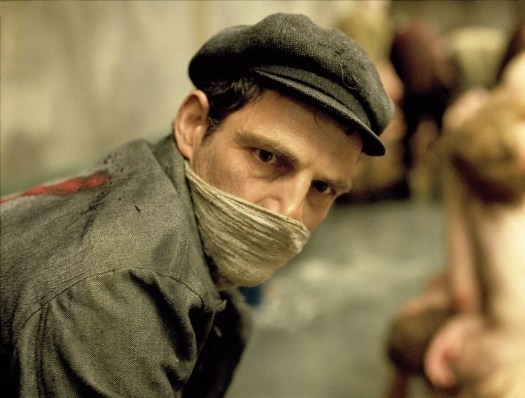 "Son of Saul"" and the Ungraspable Horrors of Auschwitz 